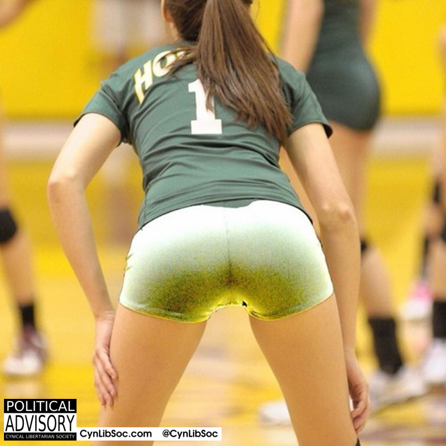 volleyball sexy asses and pussys