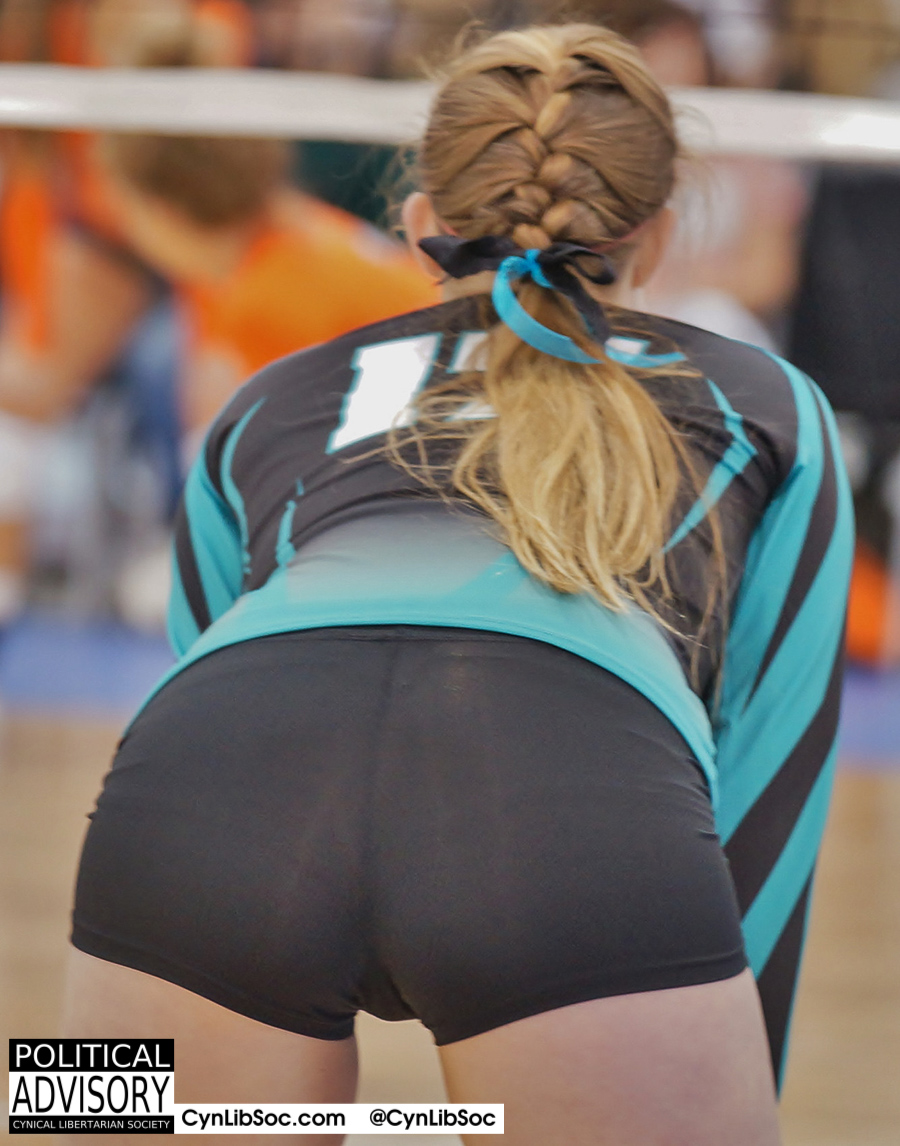 Ass Volleyball 82