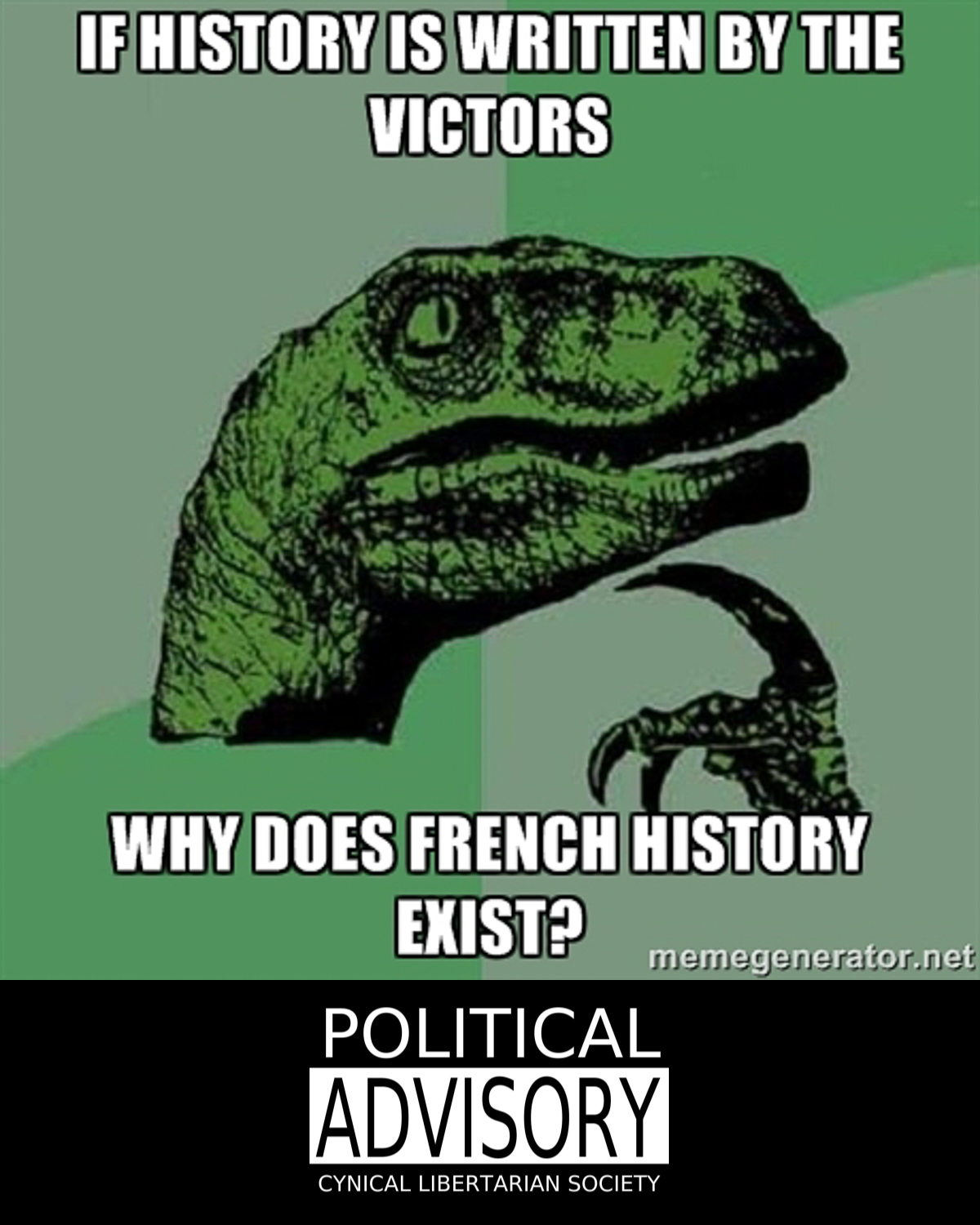 why does french history exist - cls